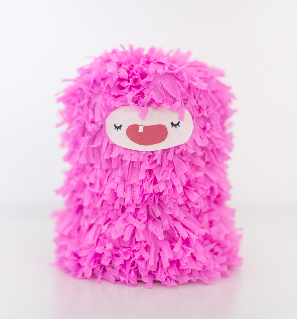 Pink Monster Pinata Grizzly Workshop